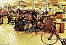 Pashley Cycles factory