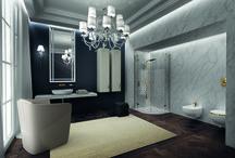 AMBIENTES DE BAÑO / Baños exclusivos y económicos, baños simples y minimalistas, de época, con color, sobrios.  En Bañostar tenemos el baño que estás buscando. Todo lo que necesitas para el baño.