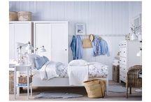 Sypialnia kawalerka