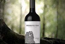 Desquiciado Wines / MALBEC · CABERNET FRANC · PINOT GRIS · EL CORTE