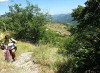 Pedalando... / Mountain bike ...in tranquillità, da vecchietti senza ambizioni agonistiche :-)