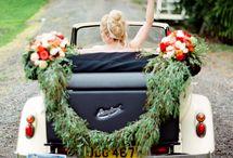 Inspire: Wedding transport