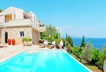 Villa Rossa #Corfu #Greece #Island