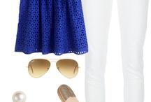 spring/summer fashion / by Bethany Kurtz