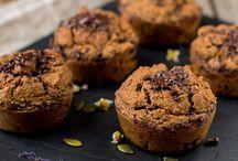 Muffins & Brownies, Vegan, Oil-Free