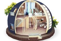 Внешний вид домов