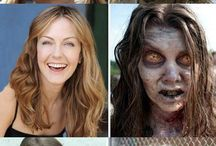 The Walking Dead / Zombie/Blood/Death