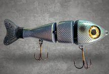 Fishing Swimbaits / Bass fishing swimbaits by 22nd Century & Black Dog Baits