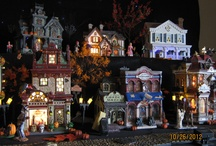 Spooky town / by Julie Brough