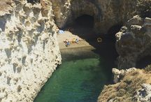 Milos Island Landscapes