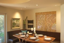 Dining Areas / by Kim Mehin