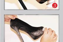 Customização (acessorios, sapatos, roupas)