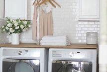 tvätt stuga