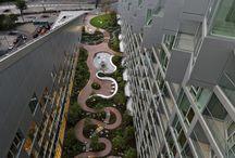 apartments landscape design