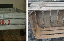 Zrobione w Odnawialni / metamorfozy mebli i drewnianych dodatków na blogu odnawialnia.blogspot.com