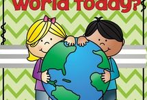 ELEMENTARY - Social Studies / Resources for teaching social studies, culture, history and economics.