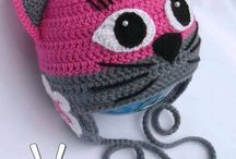 Crochet hats for children