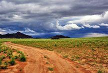 Namibia/ Jak to vypadá v Namibii?