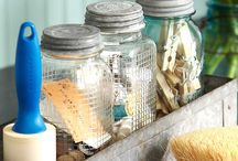 Organization Ideas / Organization ideas, tips, and tricks.  Nothing like a neat and tidy home, office and/or workspace!