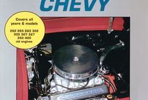 HOW TO BOOKS / Learn to do it yourself!! / by YEARONE Muscle Cars