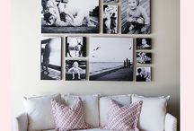Wall Ideas for your Prints / by Ruth Stenson