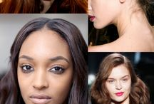 Fall Hair Trends / India Hair International extensions obsessing over fall trends!