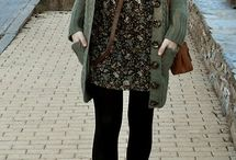 O O T D / Outfits that show pretty much my style (vintage, retro, indie) / by Eden Aguirre