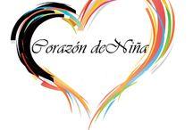 CORAZÓN DE NIÑA / Nuestra Fundación, nuestra pasión