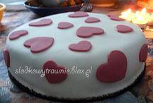 torty, ciasta, ciasteczka... backing