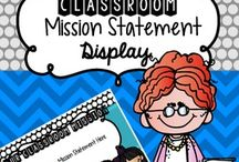 Classroom / Engaging Activities and Classroom Organization