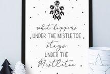 Christmas Lovely Prints