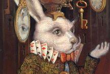 Inspiration: Alice in Wonderland