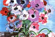 Raoul Dufy & Jean Dufy art