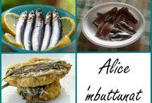 Alici e sardine