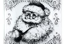 Christmas - Santa / by Connie Urick