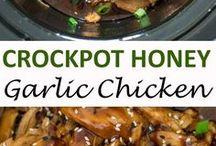 Crockpot chicken