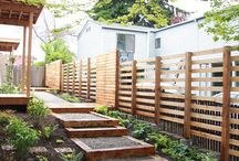 Pathways and Walkways / Various garden pathway and walkway ideas. / by Growing The Home Garden