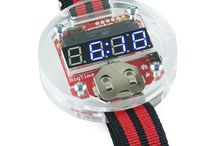 Stavebnice hodinek / Watch kits