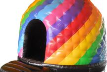 Disco Dome Bouncy Castles / by Airquee Inflatables Limited