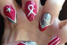 Awareness Nails
