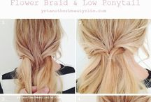 diy hair doos