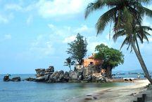 Erkundigen Phu Quoc Archipel / Phu Quoc Insel befindet sich in Kien Giang Provinz, im Süden Vietnams. Zurzeit zieht Phu Quoc viele Reisenden hauptsächlich mit der Schönheit von Meer und der Lanschaft von Inseln. Kommen Sie hierher und entdecken Sie mal!