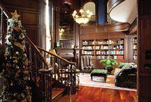 home libraries / by Toni Masciola