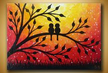 acrylik paint