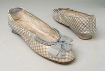 Women, Shoes, 1800-1850