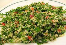 Συνταγες για σαλάτες