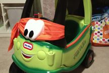 Cozy coupe remodel