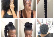 Inspiratie Natural Hair