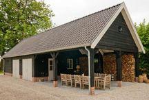 garage tuinhuis