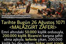 Malazgirt Zaferi 1071